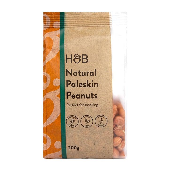 Holland & Barrett Paleskin Peanuts 200g