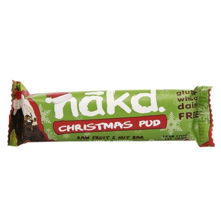Nakd Christmas Pudding Bar 35g
