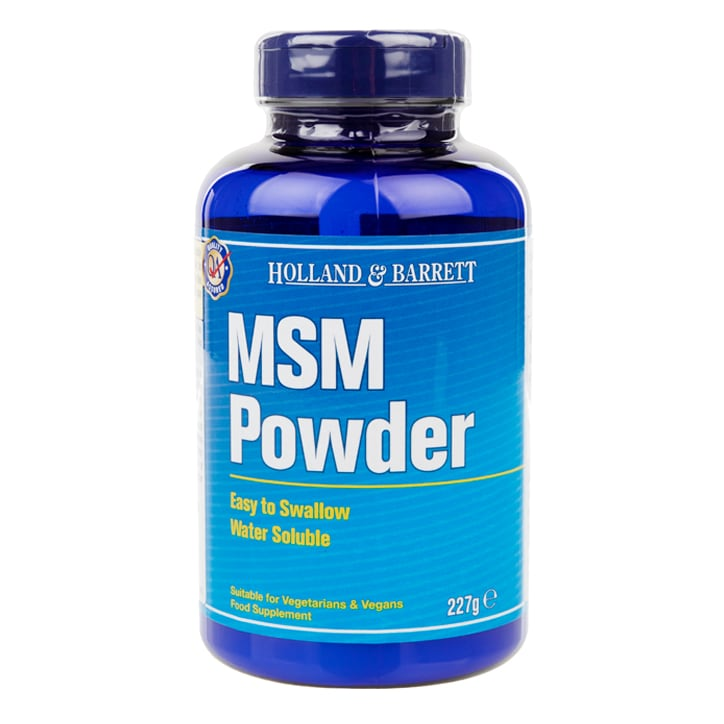 Holland & Barrett MSM Powder 227g