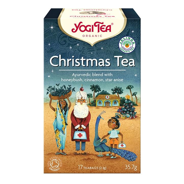 Yogi Tea Christmas Tea 17 Tea Bags