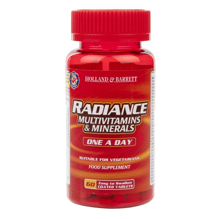 Holland & Barrett Radiance Multi Vitamins & Minerals One a Day Tablets
