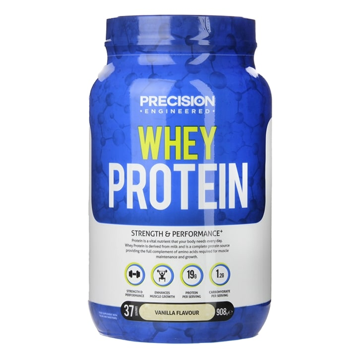 Precision Engineered Whey Protein Vanilla 908g