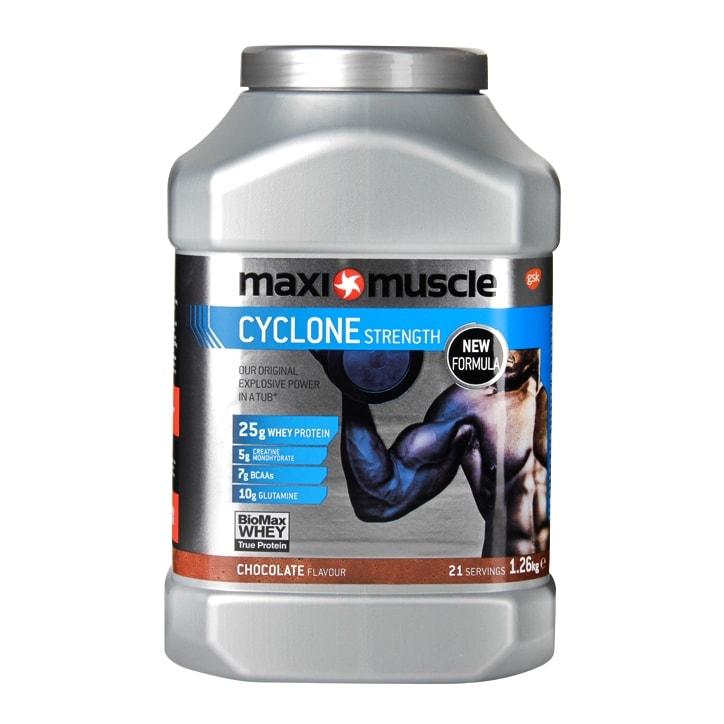MaxiMuscle Cyclone Powder Chocolate