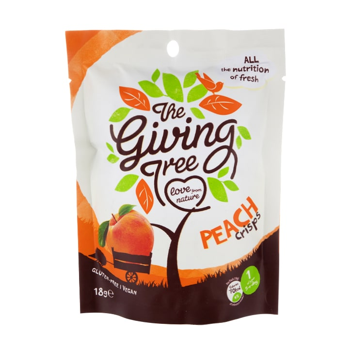 The Giving Tree Peach Crisps