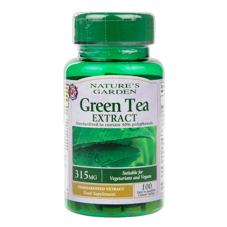 Good n Natural Green Tea Extract Tablets 315mg