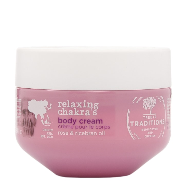 Treets Traditions Relaxing Chakra's Body Cream