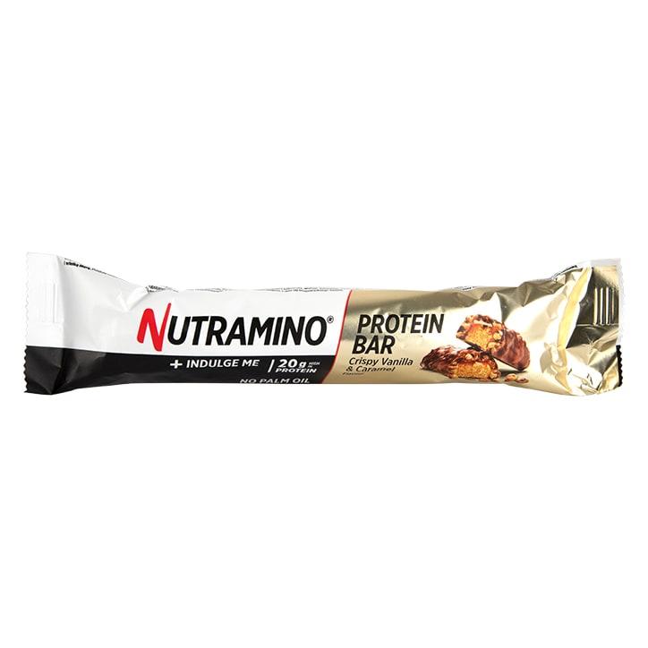 Nutramino Protein Bar Vanilla & Caramel 64g