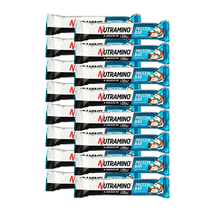 Nutramino Protein Bar Coconut 16 x 66g