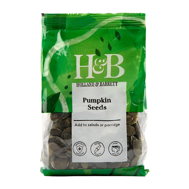Holland & Barrett Pumpkin Seeds 125g