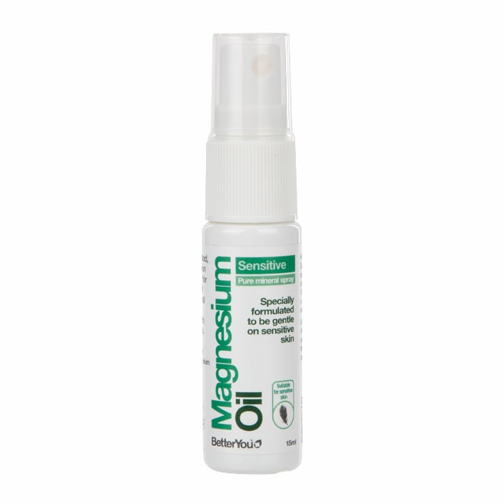 BetterYou Magnesium Oil Spray Sensitive 15ml