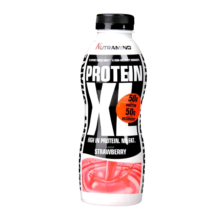 Nutramino Protein XL Shake Strawberry 500ml