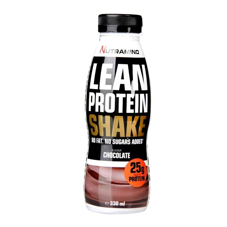 Nutramino Lean Protein Shake Chocolate