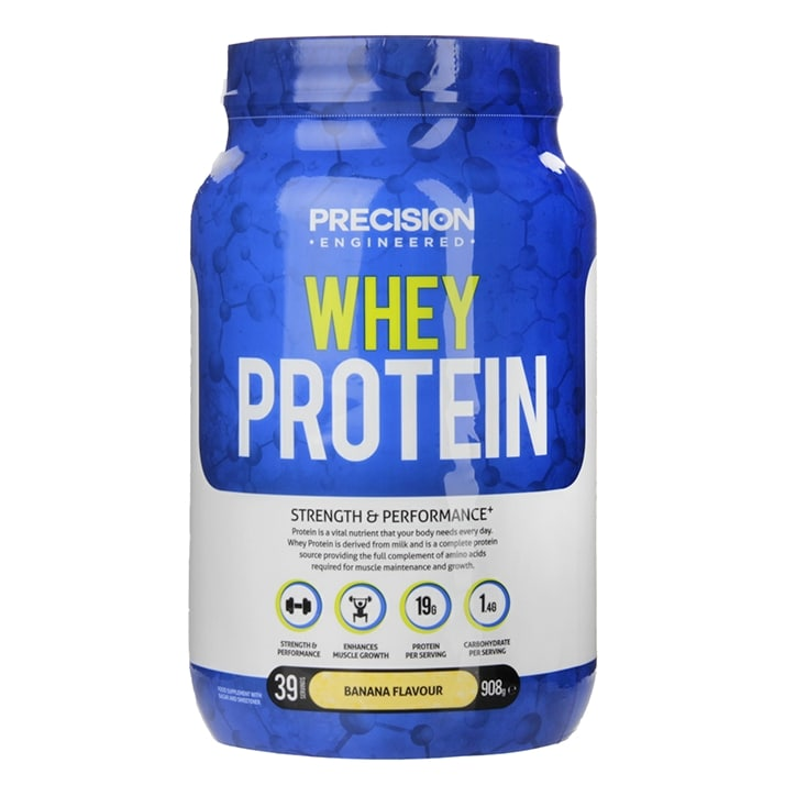 Precision Engineered Whey Protein Banana