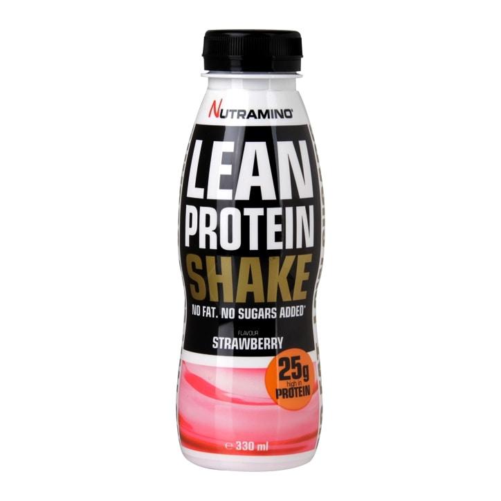 Nutramino Lean Protein Shake Strawberry