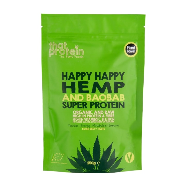 That Protein Hemp and Baobab Protein