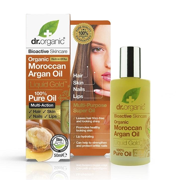 dr organic shampoo recension