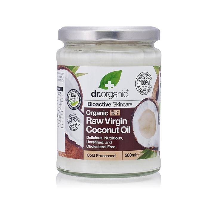 Dr Organic Pure Virgin Coconut Oil