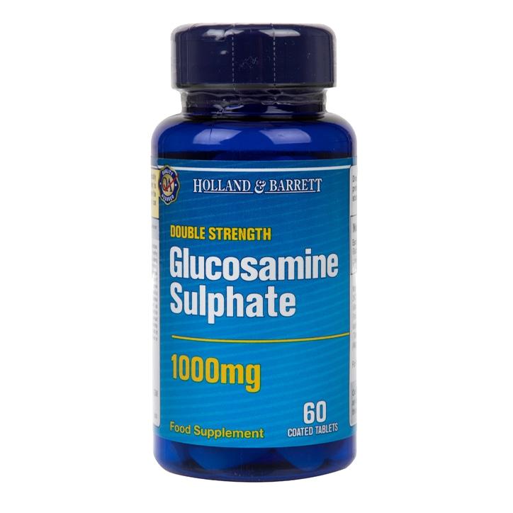 Holland & Barrett Glucosamine Sulphate 1000mg 60 Caplets