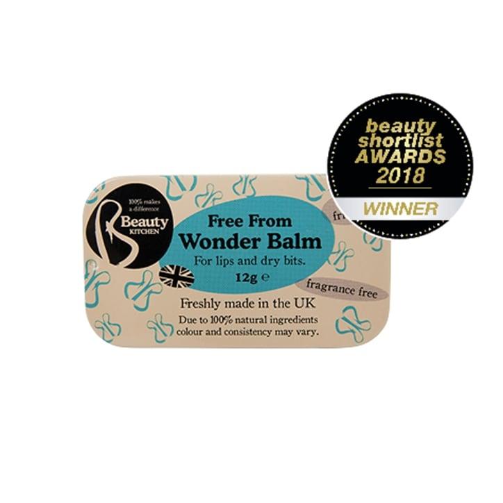 Beauty Kitchen Vegan Free From Wonder Balm 12g