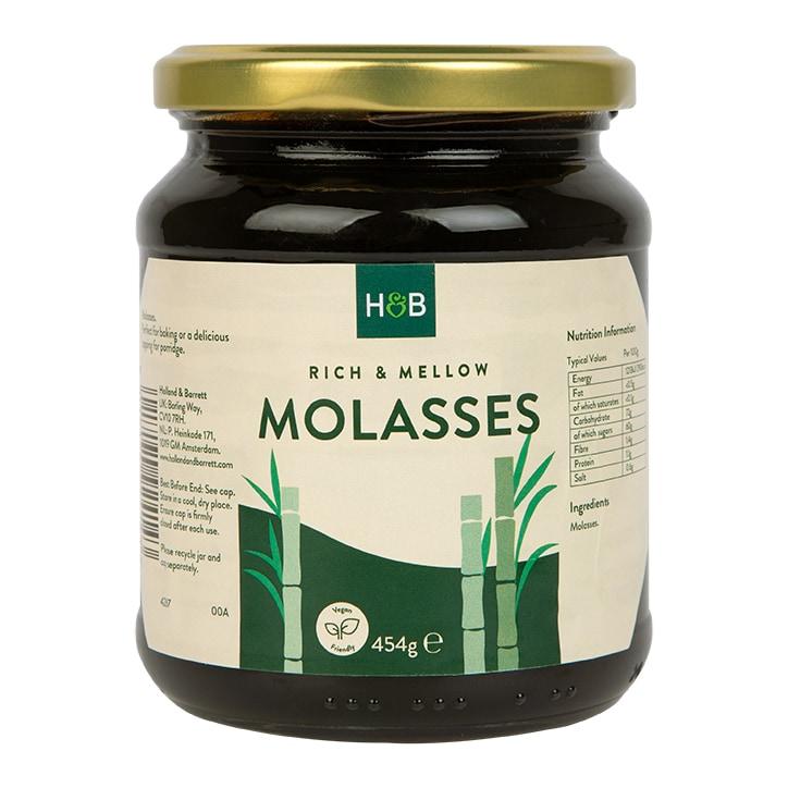 Holland & Barrett Molasses 454g