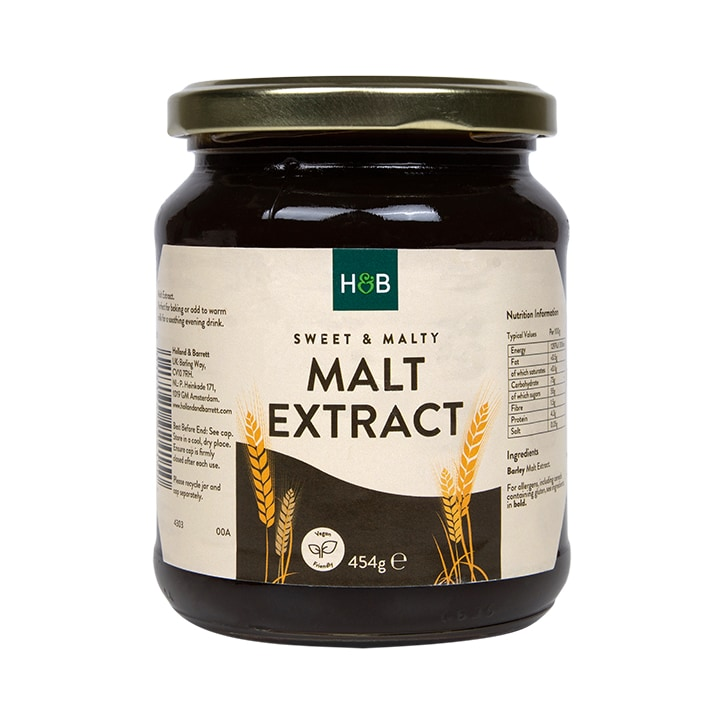Holland & Barrett Malt Extract 454g