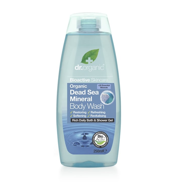 Dr Organic Dead Sea Mineral Body Wash 250ml