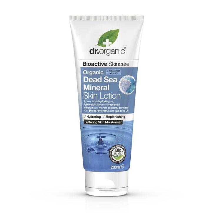 Dr Organic Dead Sea Mineral Skin Lotion 200ml