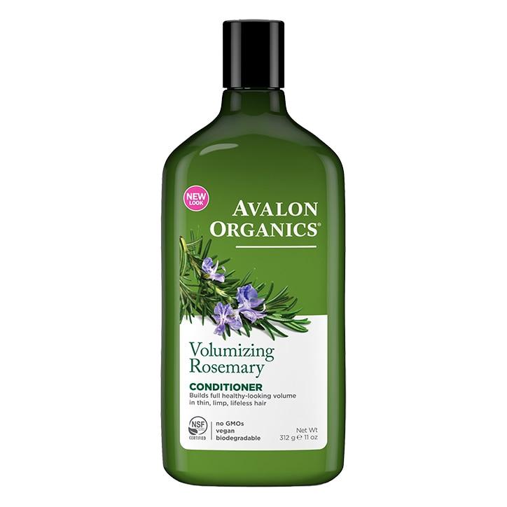 Avalon Organics Rosemary Volumizing Conditioner 325ml