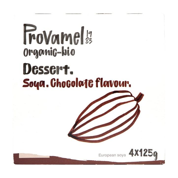 Provamel Soya Dessert Chocolate 4 x 125g