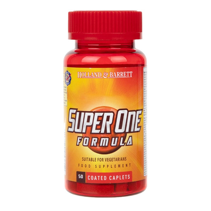 Holland & Barrett Super One Formula Caplets