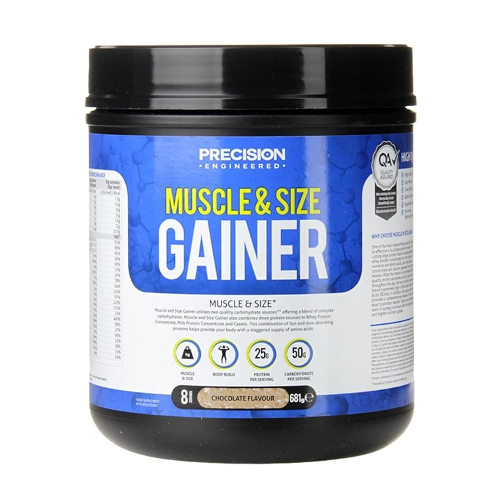 Precision Engineered Muscle & Size Gainer Powder Chocolate