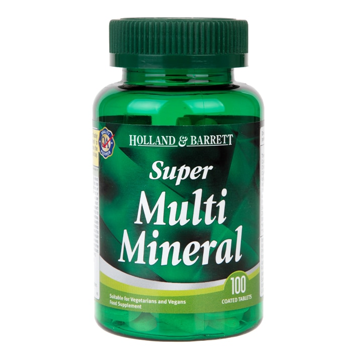 Holland & Barrett Super MultiMineral Tablets