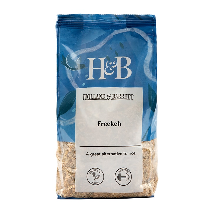 Holland & Barrett Cracked Freekeh 500g