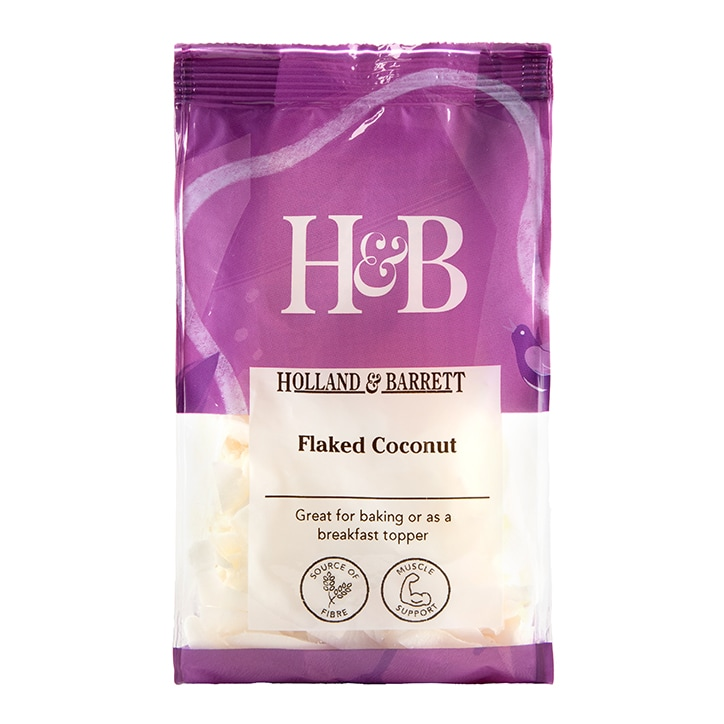 Holland & Barrett Flaked Coconut 100g