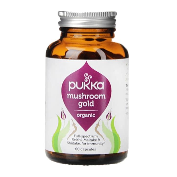 Pukka Mushroom Gold 60 Capsules
