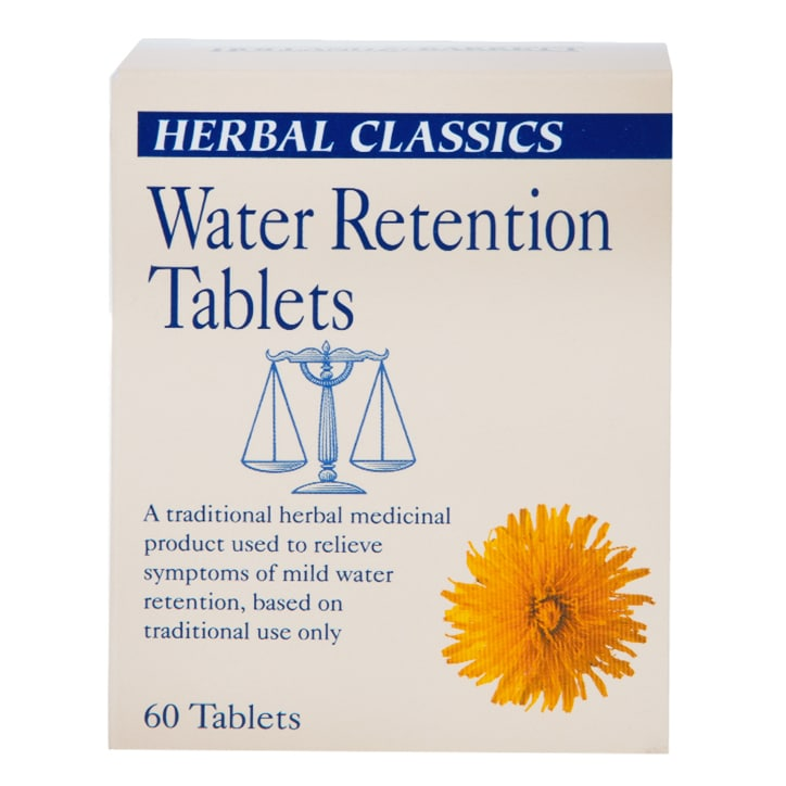 Herbal Classics Water Retention Tablets