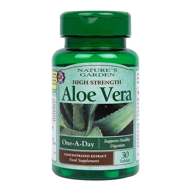 Good n Natural High Strength Aloe Vera 30 Tablets