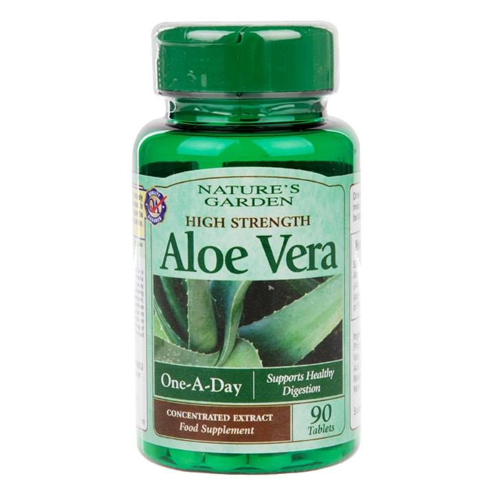 Good n Natural High Strength Aloe Vera Tablets