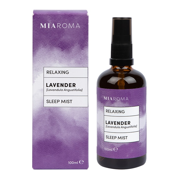 Miaroma Relaxing Lavender Sleep Mist Spray 100ml