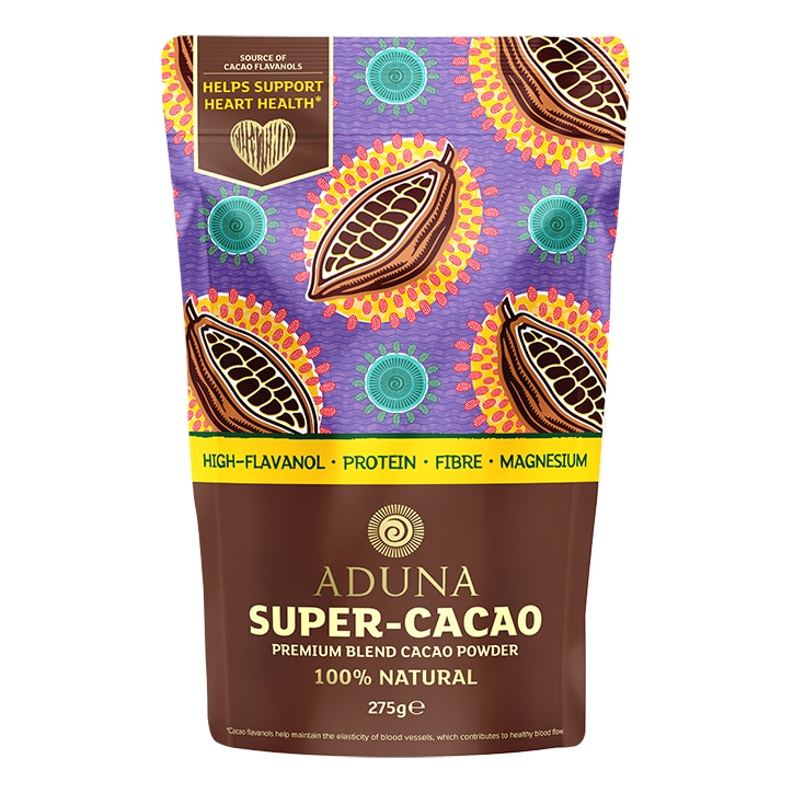 Aduna Super-Cacao Premium Blend Cacao Powder 275g
