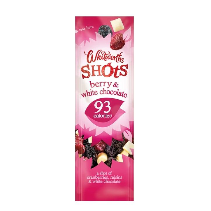 Whitworths Berry & White Chocolate Shot