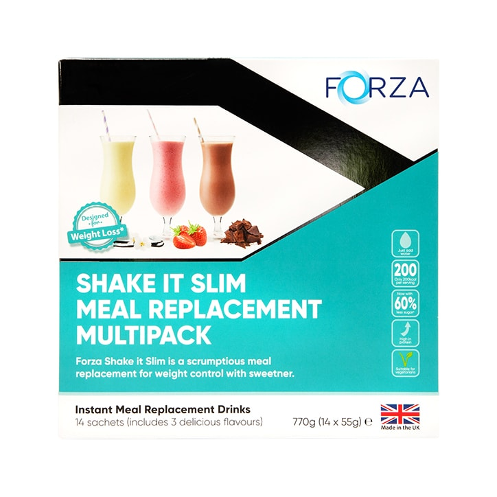 Forza Shake It Slim Starter Pack 770g