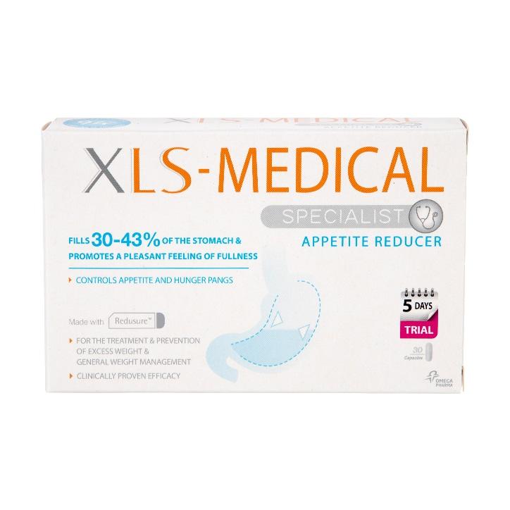 XLS Medical Appetite Reducer 30 Tablets
