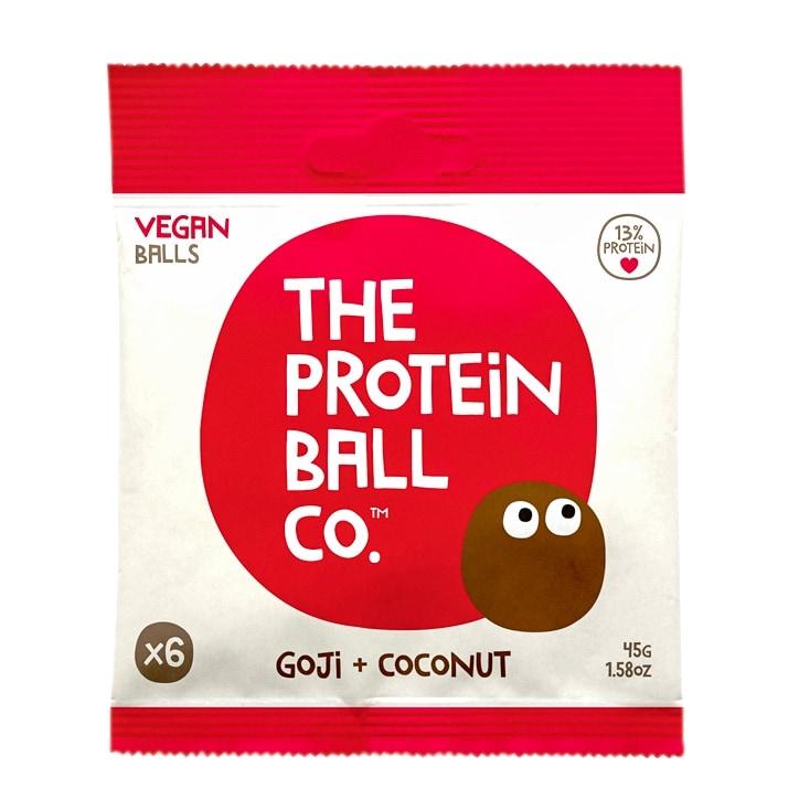 The Protein Ball Co. Goji & Coconut