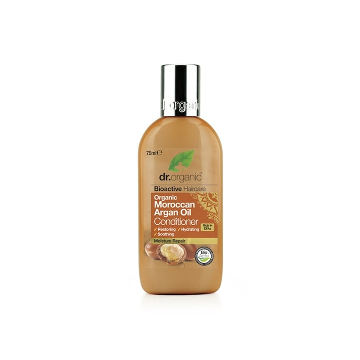 dr organic moroccan argan oil conditioner