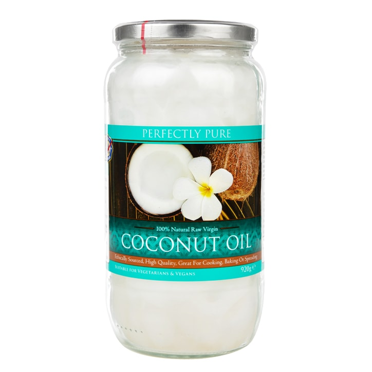 Perfectly Pure Extra Virgin Pure Coconut Oil 920g