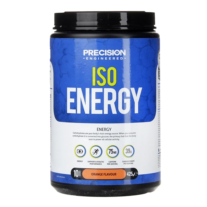 Precision Engineered Iso Energy Powder Orange 425g