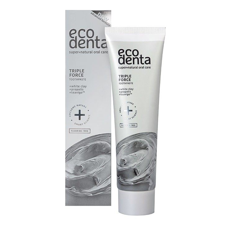 Ecodenta Triple Effect Toothpaste 100ml