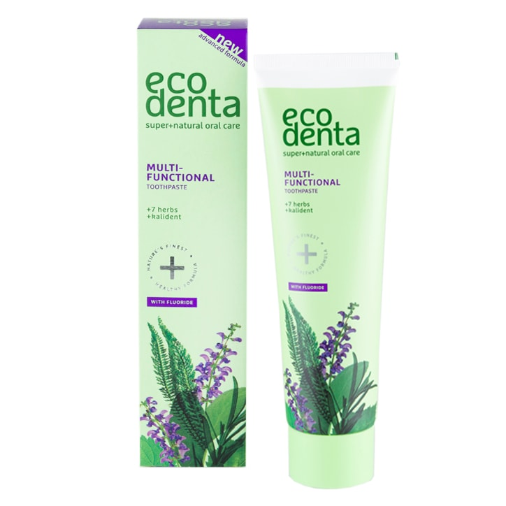 Ecodenta Multifunctional Toothpaste 100ml by Ecodenta Multifunctional Toothpaste 100ml