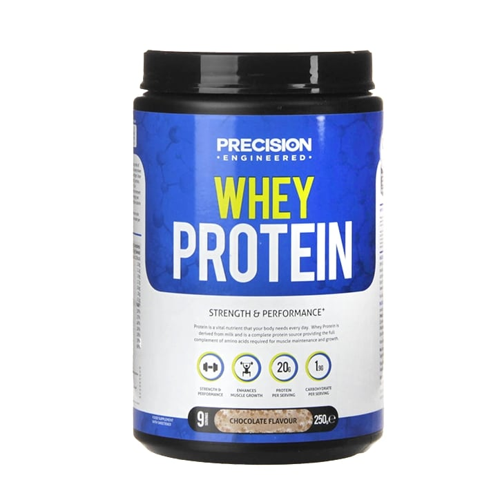 Precision Engineered Whey Protein Belgian Chocolate 250g